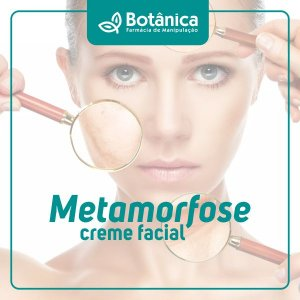 Metamorfose creme facial - renovage, prolevis, volufiline