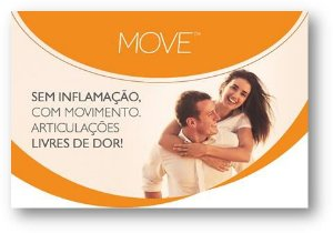 MOVE 100mg UC2 40MG 30 cápsulas