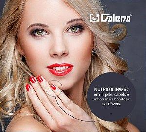 Nutricolin + associações Suplemento para unhas e cabelos
