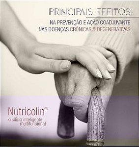 Nutricolin + cálcio Suplemento para osteoporose