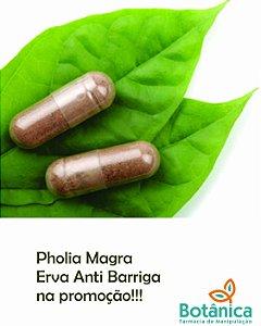 Pholia Magra - Cordia Ecalyculata 300mg 60 cápsulas