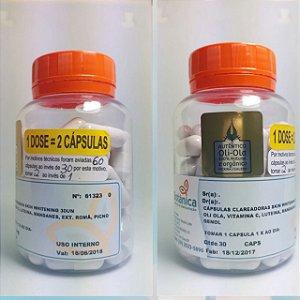 Skin Whitenning - Cápsulas Clareadoras com Oli-Ola