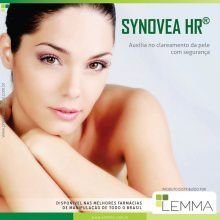 Synovea HR creme clareador facial