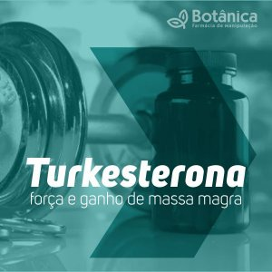 Turkesterona 500mg 60 cápsulas