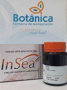 Insea 2 250mg 60 cápsulas
