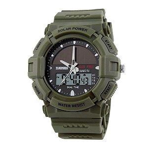Relógio Masculino Skmei AnaDigi 1050 - Verde