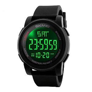 Relógio Masculino Skmei Digital 1257 - Preto