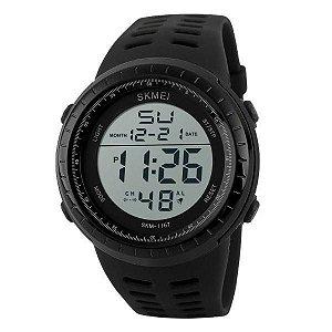 Relógio Masculino Skmei Digital 1167 - Preto