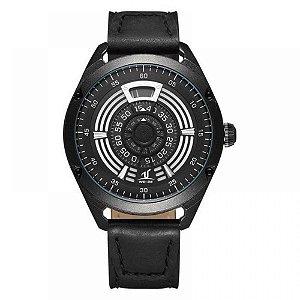 Relógio Masculino Weide Analógico UV-1701 - Preto