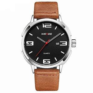 Relógio Masculino Weide Analógico WD004 Prata
