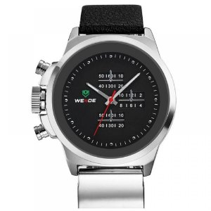 Relógio Masculino Weide Analógico WH3305B - Preto