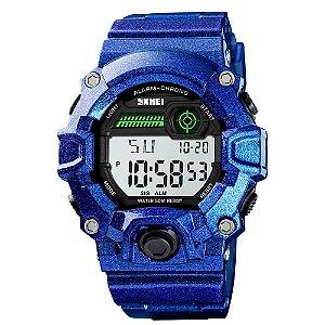 Relógio Masculino Skmei Digital 1197 - Azul Perolizado
