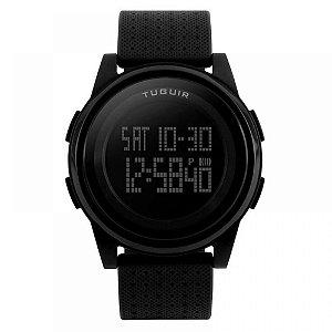 Relógio Unissex Tuguir Digital 1206 - Preto