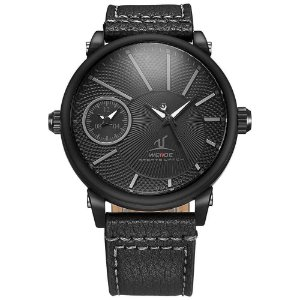Relógio Masculino Weide Analógico UV-1508 - Preto
