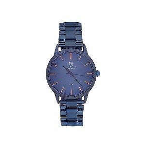 Relógio Feminino Tuguir Analógico TG106 - Azul