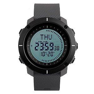 Relógio Masculino Skmei Digital 1216 - Cinza e Preto