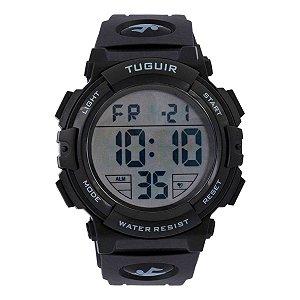 Relógio Masculino Tuguir Digital TG132 - Preto