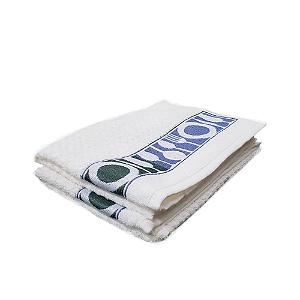 Pano de Copa 48 x 70 cm 100% algodão Aveludado Talheres LM Peter