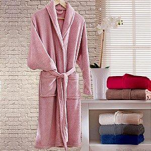 Roupão M Home Design Rosa Corttex