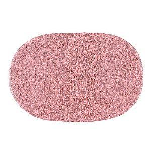 Tapete Banheiro 40 x 60 cm Attuale 100% Algodão Victória Rose Corttex
