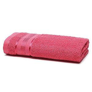 Toalha Banho 70 x 130 cm Royal 100% Algodão Vermelho Santista