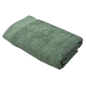 Toalha Banho 75 x 140 cm 100% algodão Eleganz Verde Oliva Lm Peter