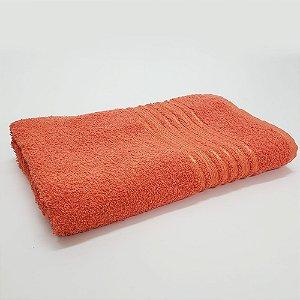 Toalha de Banho 62 x 130 cm Lyra Laranja Camesa