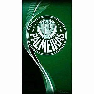 Toalha De Banho Piscina Buettner Oficial Veludo Palmeiras Bouton