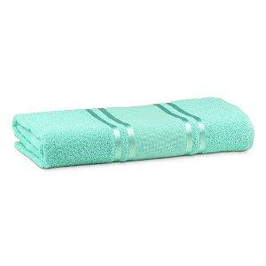 Toalha de Mão 30 x 45 cm Dora Buettner Verde Agua Bouton