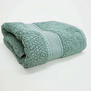 Toalha de Rosto 50 x 80 cm Buettner 100% Algodão Natural Verde Menta Bouton