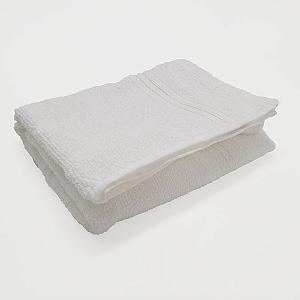 Toalha de Rosto Profissional 48 x 75 cm Branca LM Peter