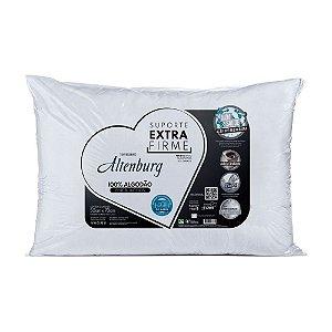 Travesseiro 50 x 70 cm Suporte Extra Firme 180 fios Altenburg