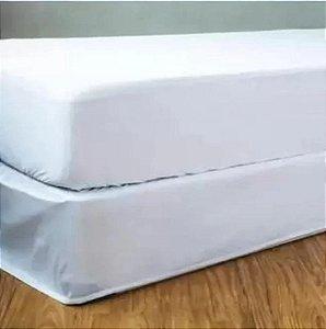 Capa Protetor Colchão Queen Size Camesa Ajustável 100% PVC
