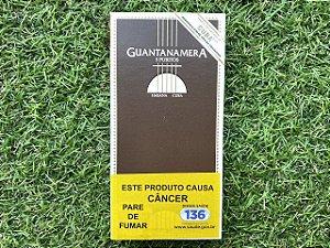 Charuto Guantanamera Puritos - Petaca com 5