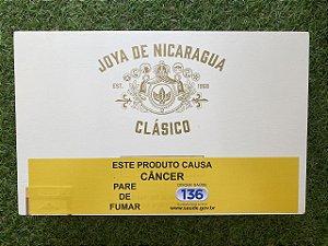 Charuto Joya de Nicaragua Classico Toro - Caixa Com 25