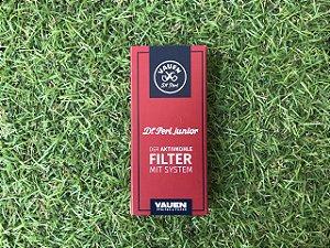 Filtro para Cachimbo Vauen de 9mm (Com 10)
