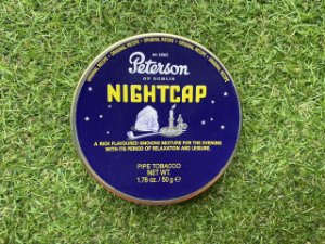 Tabaco para Cachimbo Peterson Nightcap - Lata (50g)