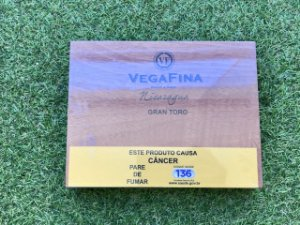 Charuto VegaFina Gran Toro - Caixa com 10 unidades
