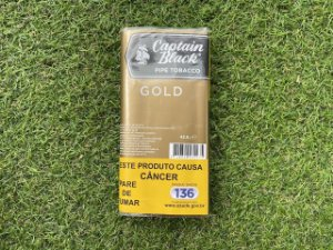 Tabaco Para Cachimbo Captain Black - Gold