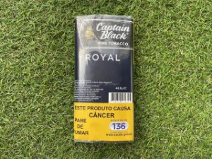 Tabaco para Cachimbo Captain Black - Royal