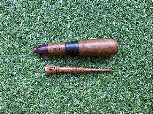 Firmino Cigar Pipe - Com Tamper