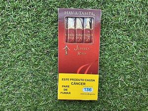 Cigarrilha Hav A Tampa Jewels RED (Cherry) - Petaca com 5