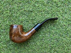 Cachimbo Italiano Molina Bent Billiard - (Cod245)