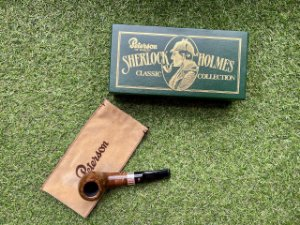 Cachimbo Irlandês Peterson Sherlock Holmes - Classic Collection