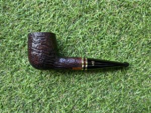 Cachimbo Dinamarquês Stanwell Brass Band 195