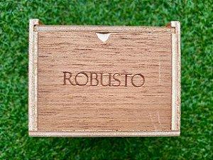 Charuto Leite & Alves Besuki Wrapper Robusto - Caixa com 12