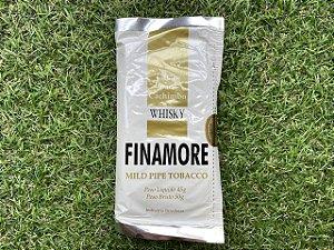 Tabaco para Cachimbo Finamore - Whisky 45g