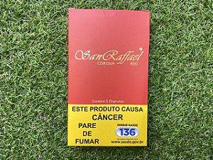 Charuto Brasileiro San Raffael Red (Tradicional) - Petaca