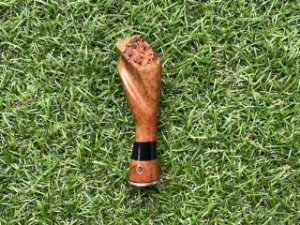 Tamper Naddeo Pipes - Coin B24