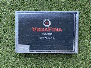 Charuto VegaFina Fortaleza 2 Robusto - Caixa com 10